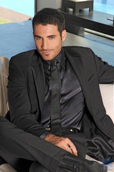 Самые красивые мужчины испании