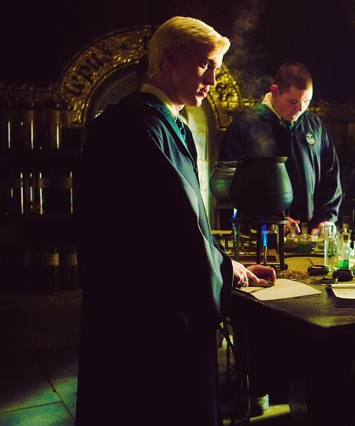 Draco MalfoyHarry Potter  Works  Archive of Our Own
