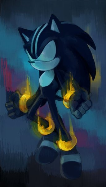 Sonic and the secret rings darkspine sonic transformation