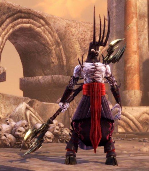 Tecno Halo Bair Marluxia Alucard Slayer