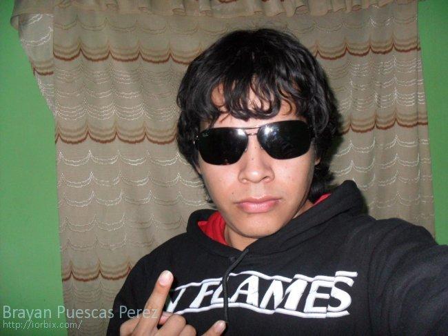 Brayan Puescas Perez