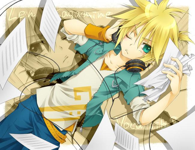 Len Nightmare Hino Kagamine