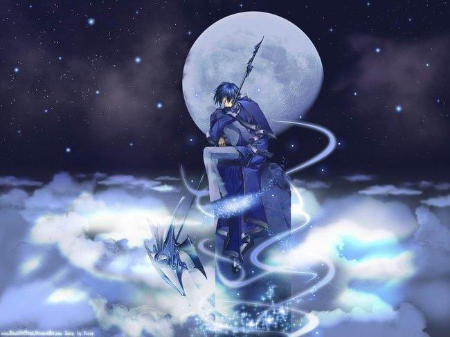 Driro The Guardian Of The Moon