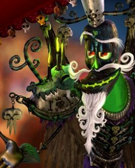 Xibalba The Book of Life