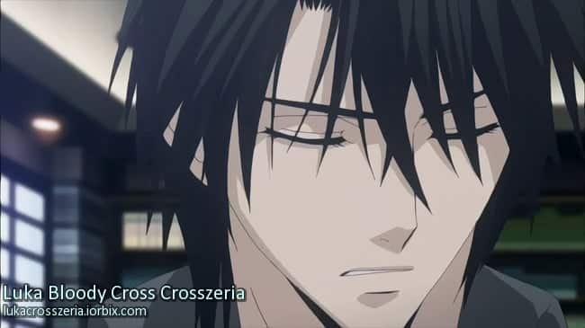 Luka Bloody Cross Crosszeria