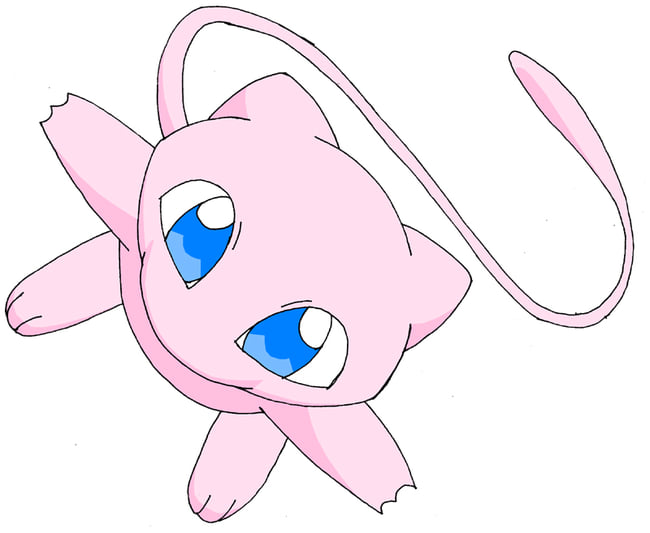 Mew Pokemon