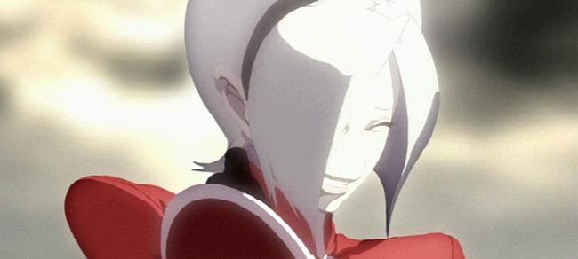 Evil Ash Crimson