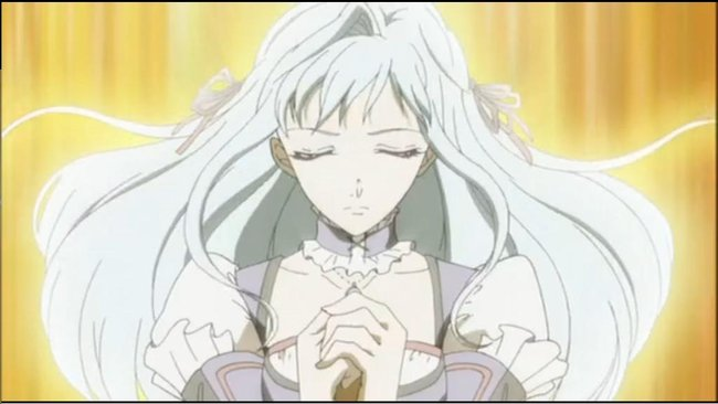 Angelique Mademoiselle