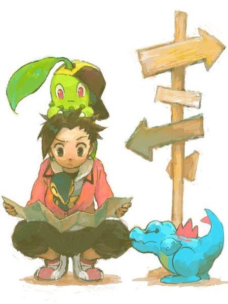 Eternal'dark Master'pokemon