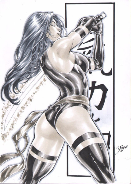 Psylocke Δ