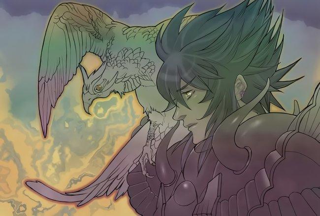 Suikyō De Garuda Aiacos