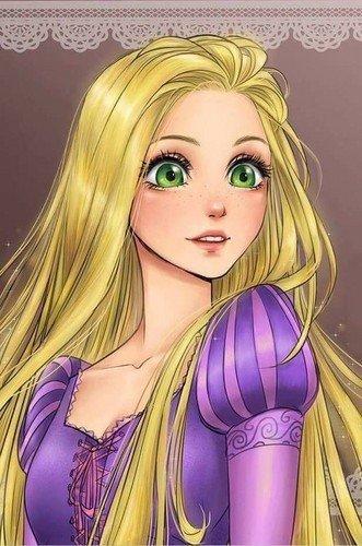 Rapunzel ʚïɞ