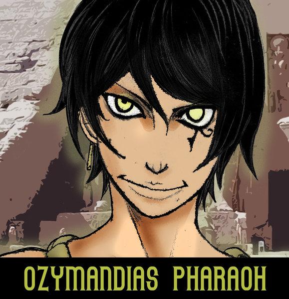 Ozymandias The God King