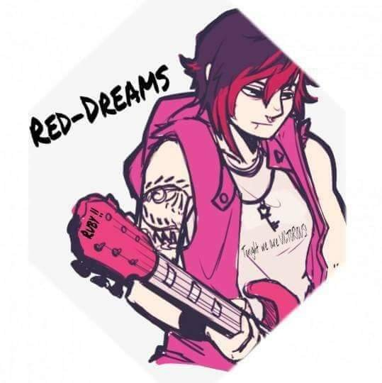 Ruby Red-Dreams Rose