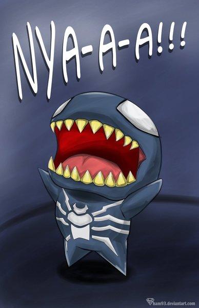 Venom Chibi