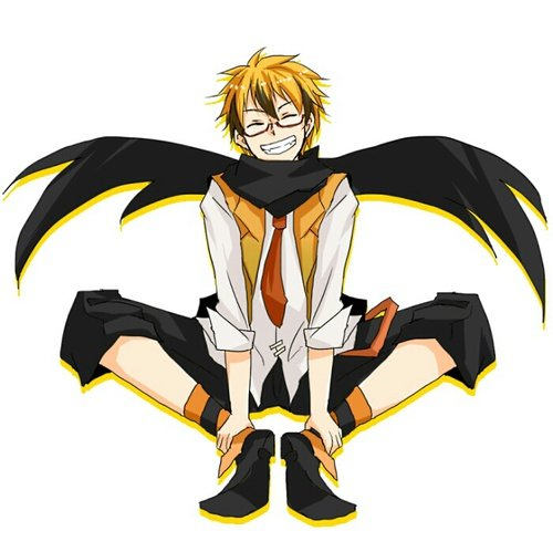 Lawless Servamp of Greed