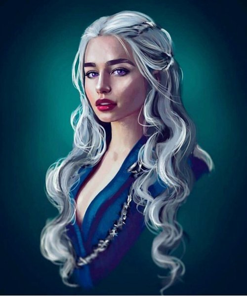 Daenerys Targaryen ᴹᵒᵗʰᵉʳ ᵒᶠ ᴰʳᵃᵍᵒᶰˢ