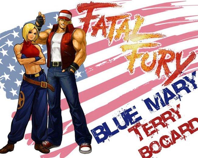 Blue Mary Ryan