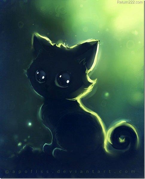 Cheshire Nightmare Cat