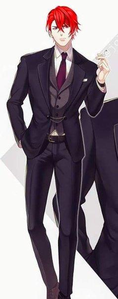 Yashiro Ryusei Black Farlegh