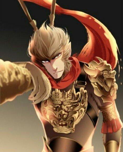 Sun Wukong 孫悟空