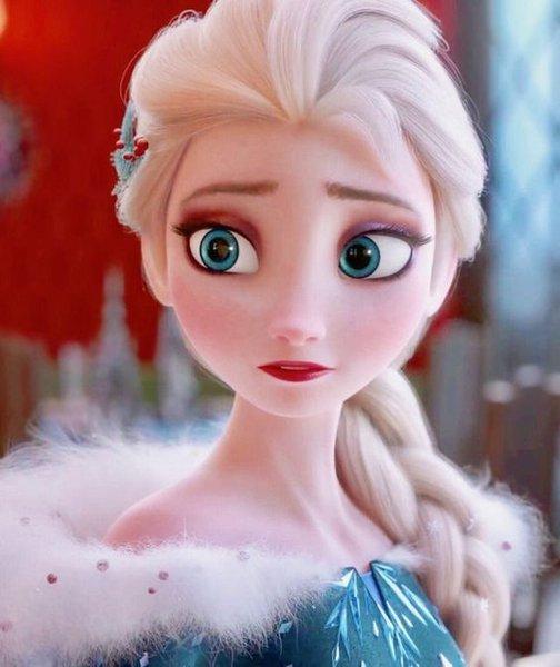 Elsa ᴬʳᵉᶰᵈᵉˡˡᵉ'ˢ ᵠᵘᵉᵉᶰ