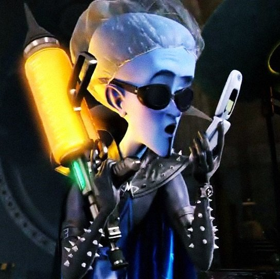 Megamente The Brightest Villain