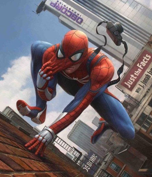 ͭ ͪ ͤ ͣ ͫ ͣᶻ ͥᶰ ᵍ Spider-Man