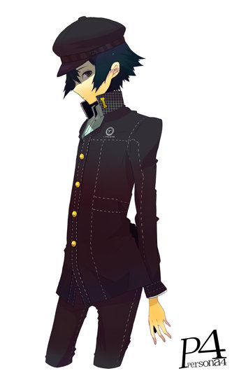 Naoto Blue Prince Shirogane