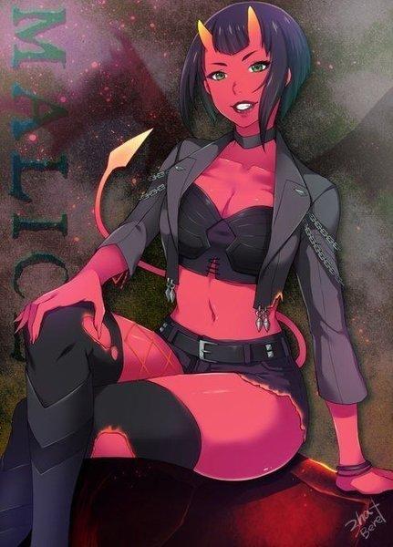 Lilith Ishtar Ryuujin