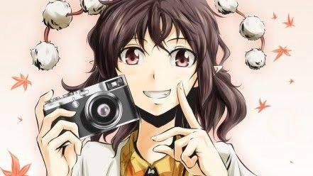 Reportera Shameimaru