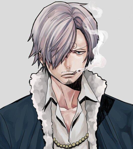 Sanji Vᶦⁿˢᵐᵒᵏᵉ