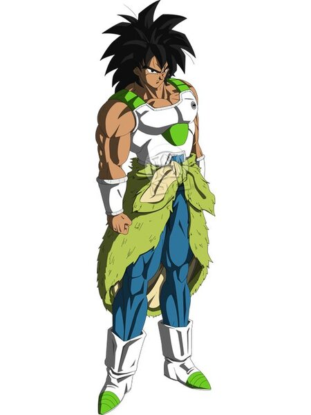 Broly Dios Oscuro