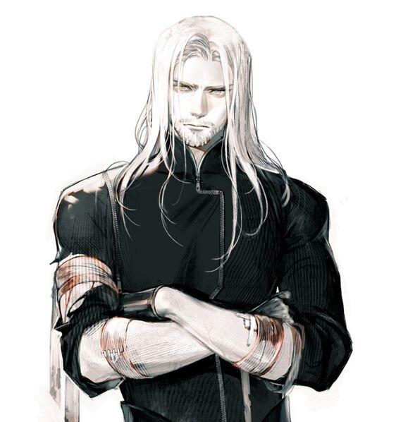 Indra de Ordilon Rey de Iscandar
