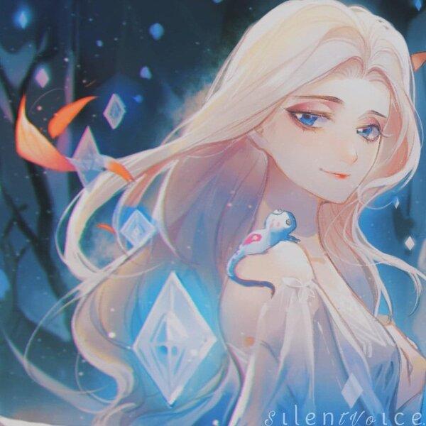Elsa Of Arendelle