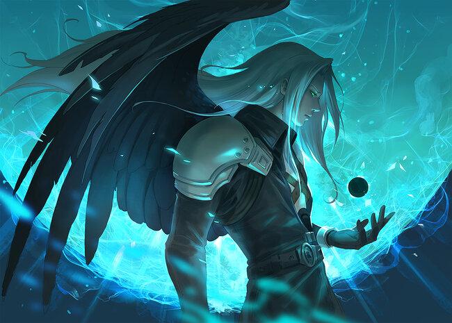Sephiroth ᴬᶰᵍᵉˡ'ᴼᶠ'ᵛᵉᶰᵍᵉᵃᶰᶜᵉ