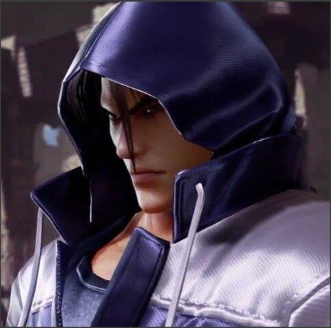 Master Jin Kazama