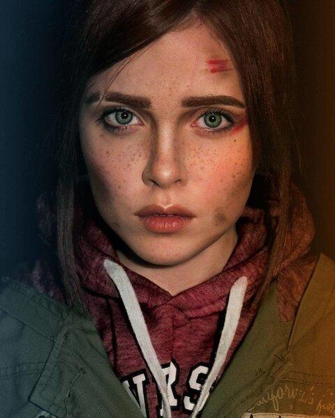 Ellie Last Survivor