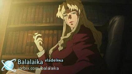 Balalaika ᵛˡᵃᵈᵉˡᶤᶰᵃ