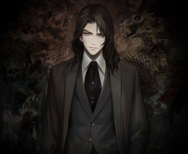 Lord Alucard Vampire
